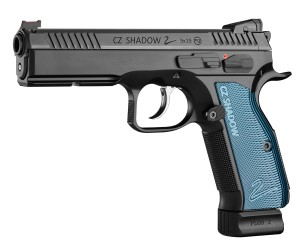 PISTOLET CZ 75 SP-01 SHADOW 2 9X21