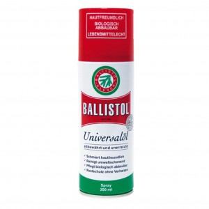 BALLISTOL OLEJ DO BRONI SPRAY 200 ml  21700-PL