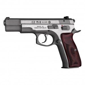 PISTOLET CZ 75 B NEW EDITION 9MM LUGER