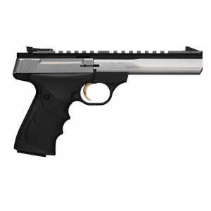 PISTOLET BROWNING BUCK MARK CONTOUR STAINLESS URX, 5 1/2 22LR