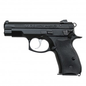 PISTOLET CZ 75  COMPACT (KAL. 9x19) (0434-0701-AAABABX)