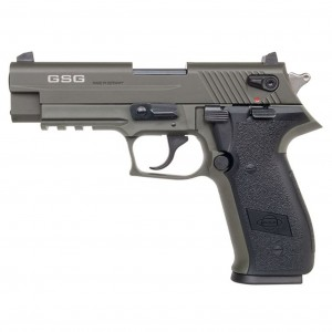 PISTOLET GSG FIRE FLY OD GREEN .22LR