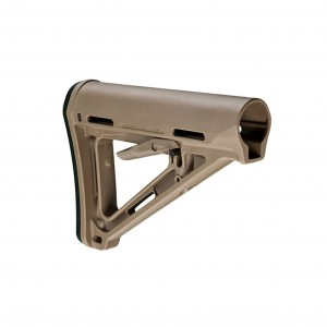 MAGPUL KOLBA MOE CARBINE STOCK DO AR/M4 MIL-SPEC FDE