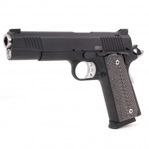 PISTOLET BUL 1911 CLASSIC GOVERNMENT BLACK 9 PARA
