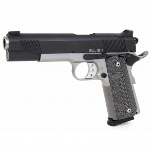 PISTOLET BUL 1911 CLASSIC GOVERNMENT TWO TONE 9 PARA