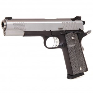 PISTOLET BUL 1911 CLASSIC GOVERNMENT TWO TONE REVERSE 45 ACP