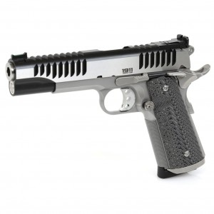 PISTOLET BUL 1911 CLASSIC TROPHY SAW IPSC POLISHED SLIDS 9 PARA
