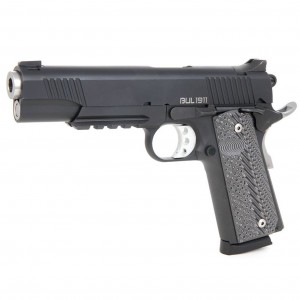 PISTOLET BUL 1911 TACTICAL CARRY GOVERNMENT X-EDITION 9 PARA