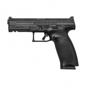 PISTOLET CZ P-10 F OPTICS READY (KAL.9X19) (0564-0711-ZD001)