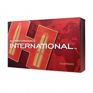 AMUNICJA HORNADY 308WIN GMX SUPERFORMANCE INTERNATIONAL 165GR/10,7G (20SZT) #80992
