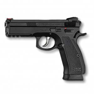 PISTOLET CZ 75 SP-01 SHADOW LINE