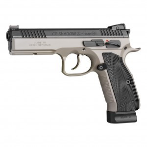 PISTOLET CZ 75 SP-01 SHADOW 2 URBAN GREY 9X21