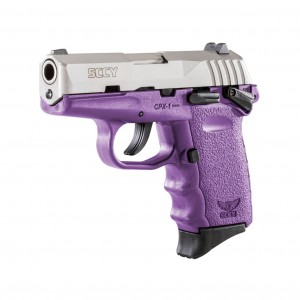 PISTOLET SCCY CPX-1 TTPU