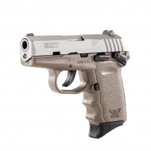 PISTOLET SCCY CPX-1 TTDE