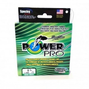 PLECIONKA POWER PRO 0,56MM 135M 75KG/165 LB MOSS GREEN