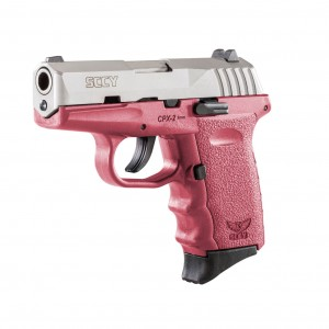 PISTOLET SCCY CPX-2 TTCR